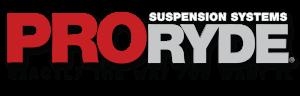 ProRYDE Suspension Logo