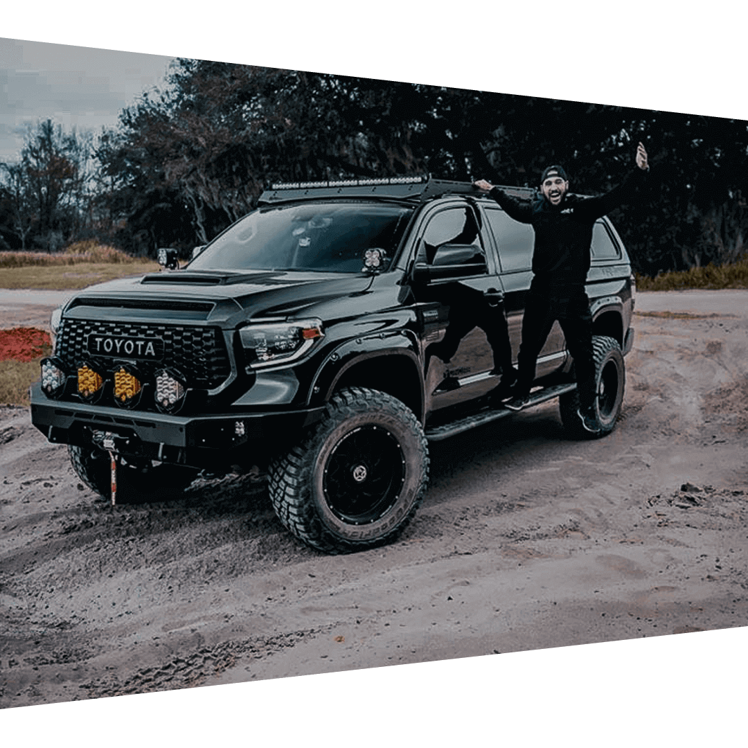 Anthem Off-Road Suspension Banner
