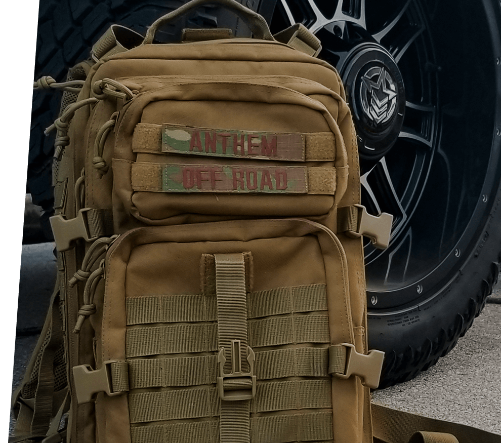 Anthem Off-Road Military Discount