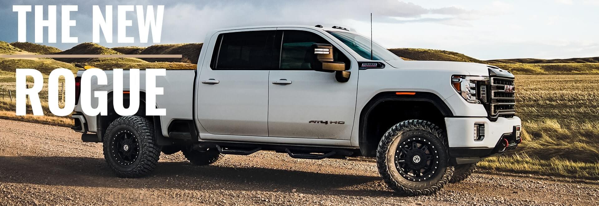 Spring GMC Dirt Road - Anthem Rogue - Latest Wheel 2021
