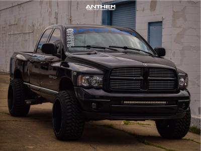 """2004 Dodge Ram 1500 - 22x14 -76mm - Anthem Off-Road Equalizer - Leveling Kit - 33"""" x 12.5"""""""