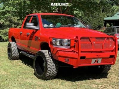 2007 Dodge Ram 2500 - 22x14 -76mm - Anthem Off-Road Equalizer - Leveling Kit - 355/40R22