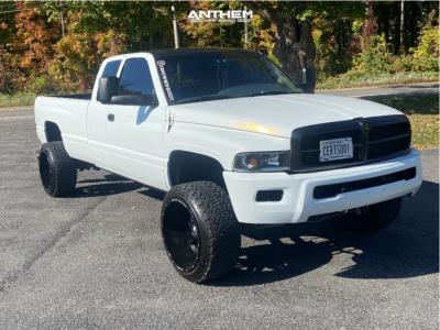 """1998 Dodge Ram 2500 - 22x14 -77mm - Anthem Off-Road Equalizer - Leveling Kit - 33"""" x 12.5"""""""