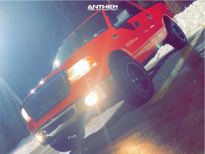 """2006 Ford F-150 - 20x10 -18mm - Anthem Off-Road Avenger - Stock Suspension - 33"""" x 12.5"""""""