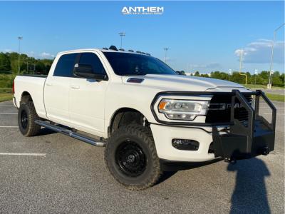 """2019 Ram 2500 - 18x10 0mm - Anthem Off-Road Viper - Suspension Lift 2.5"""" - 35"""" x 12.5"""""""