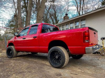 2006 Dodge Ram 1500 - 20x12 -44mm - Anthem Off-Road Equalizer - Leveling Kit - 305/50R20